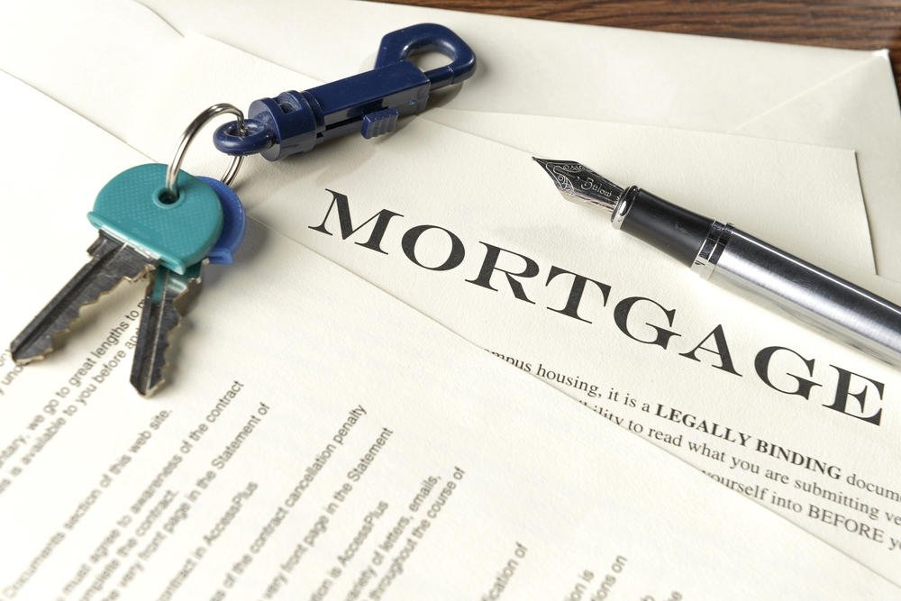Getting a mortgage when you're older