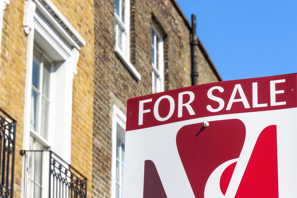 The property market sees a 'mini boom'