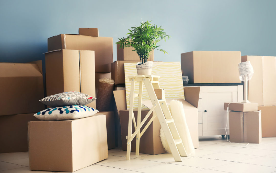 Take the stress out of moving house