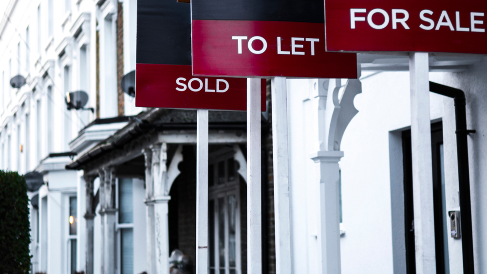 Renting versus buying a property