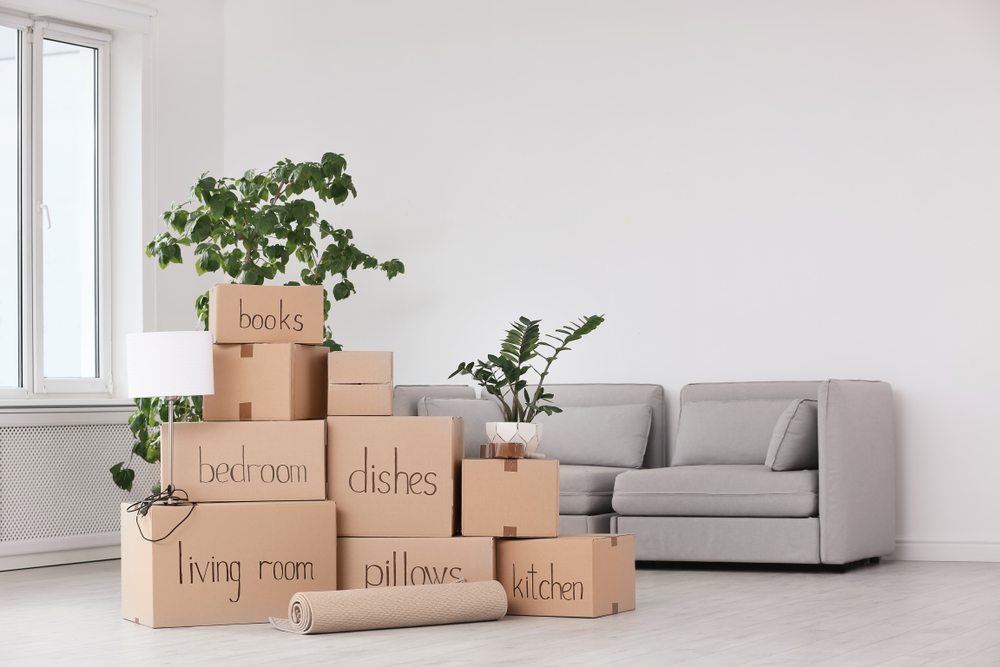 People are moving house for many reasons